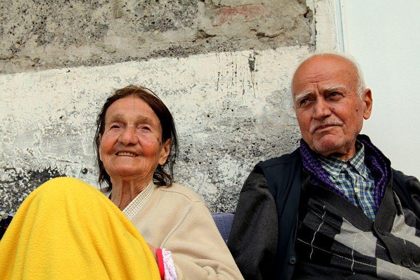 Baydzar and Sarkis (photo by Nanore Barsoumian)