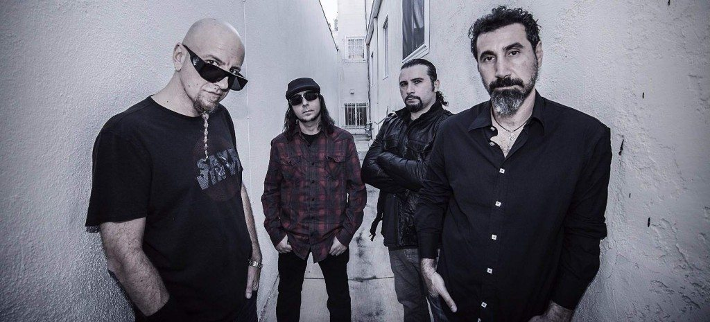 System of a down will embark on an international tour called Wake up the Souls, in commemoration of the Centennial of the Armenian Genocide.