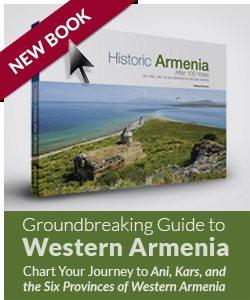 Hairenik Western Armenia Book