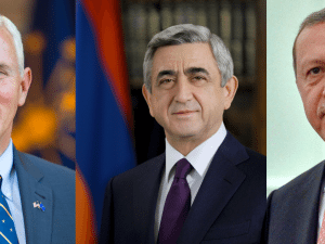 'Azerbaijan's President Aliyev and Turkey's President Erdogan were the ones calling President-elect Trump on Nov. 9 and 17 respectively, making Vice President-elect Pence's call to Sarkisian politically more valuable.'
